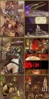 generation 9 issue 1, preview pages by nebezial
