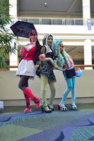 Monster High: BestGhoulfriends by ChamomileCatastrophe