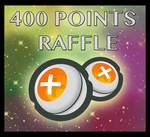 400 points raffle! (CLOSED! winners announced!!) by Alukei