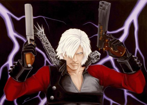 Devil May Cry 2: Dante by starxade