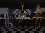 FNAF preview picture by KamiyaxKenshin