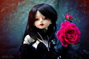 Rose by AidaOtaku-BJD
