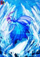 Ice Dress by Jowybean