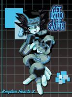 KH2- Get into the Game by KamuiYamato