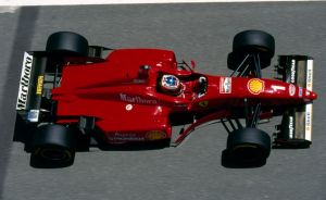 Michael Schumacher (1996) by F1-history