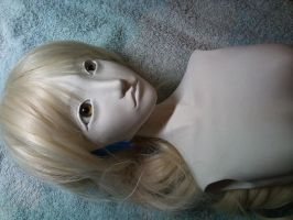 Head of the 4th doll by hal-io