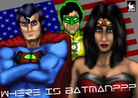 Justice League by genzo2000