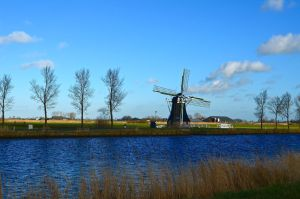 The Dutch love their windmills and so do we by cogibear