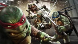 TMNT Out of the Shadows by vgwallpapers