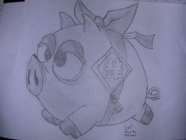 2007 Piggy by Hearts-of-Chocobo