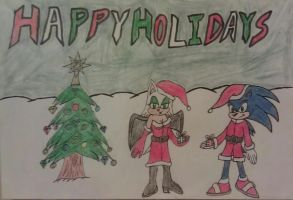 Happy Holidays Club Sonouge by A5L