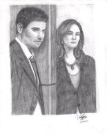 Booth and Brennan by Squint-in-the-Tardis