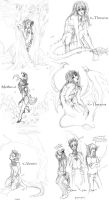 Sketch Dump 3 of 7 by Centi