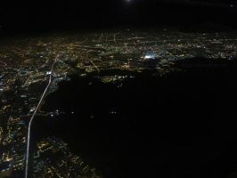San Francisco at Night by ShipperTrish