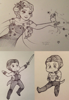 small Frozen collage by KingHans