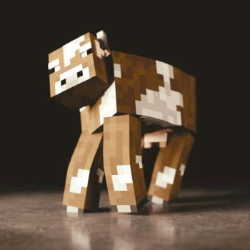 MCStudio: Cow by TheDuckCow
