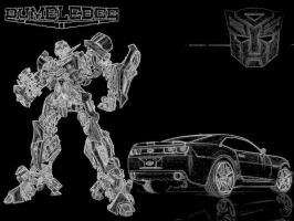 bumble bee remaped by DRV3R