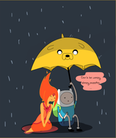 Adventure Time by TheLigth