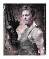 Daryl Dixon 3 by Bloody-lilith