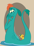 Ballad of Nessie by Mickeymonster