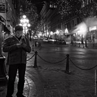 Gastown Rendezvous by Val-Faustino