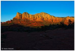 Sedona Sunset by ynissim