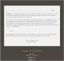 Slick journal CSS by jimmy-tm