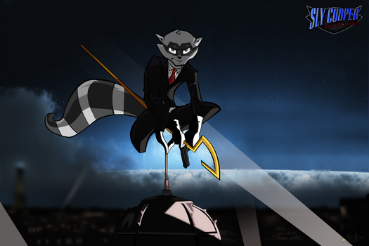 Sly Cooper : Blood Money by Squall234