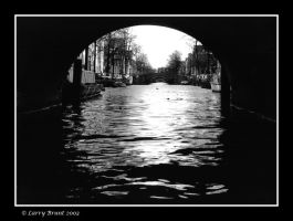 Amsterdam Canal by inessentialstuff