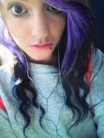 PURPLE! Like it?c: by RaeMayrie