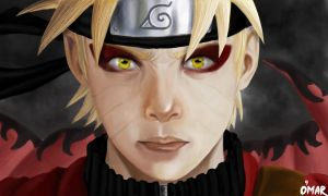 Sage Naruto real version by OmaruIndustries