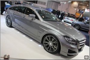 CLS wagon AMG by 22photo