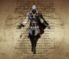 The Blademan's Creed by weirdxchicky