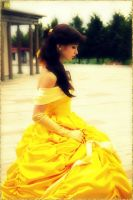Belle Cosplay by RikardaJ by xxDraconikaxx
