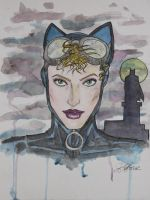 Selina Kyle by MrsGooger