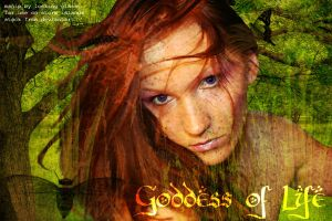 Goddess of Life by Freedom-Falling