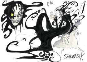 Symbiotes Ex: KING by BabyLarvae