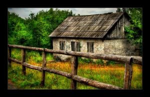 Old Mill by cdmihai