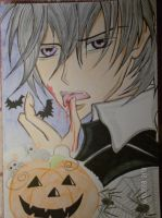 halloween  zero by loverkyo