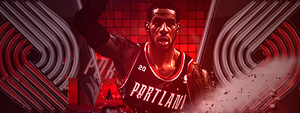 Lamarcus Aldridge by Gein12