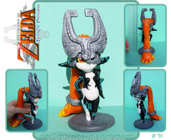 Big Midna Figure by Nko-ennekappao