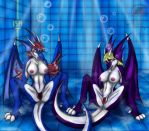 Sylfia Rykin Commission (Full version) by Snowfyre