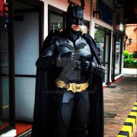 Batman costume by luhvega
