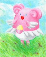 Ai nurse...Blissey by Aino-Fred