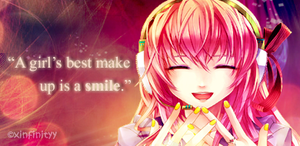 Smile by xinfinityy