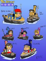 What if - The Raggy TUGS by Dan-the-Countdowner