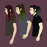 Dreads by SYKER-SIX