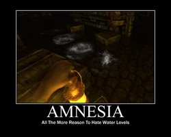 Amnesia Motivational by Drahydra