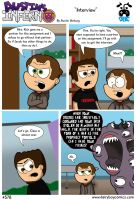 Interview by DairyBoyComics