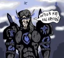 Forstdor the Death Knight by jakester2008